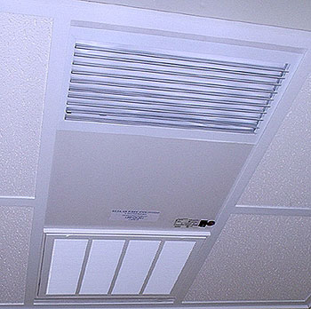 CEILING MOUNTED SMOKE EATER/FAN-TAXABLE | Proxibid Auctions