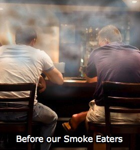 without smoke eaters